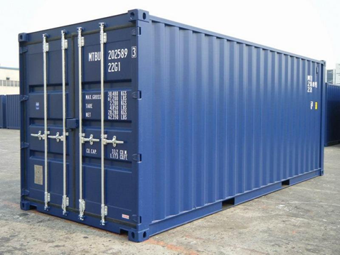 Used Storage Containers Canada