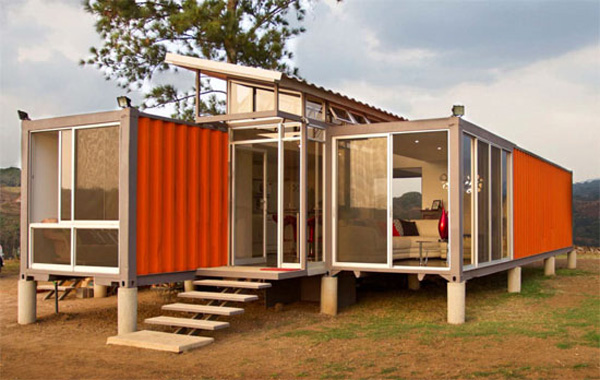 modified shipping container homes - Shipping Container Homes Canada
