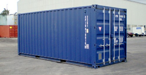 Shipping Container Canada