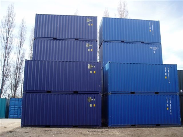 Storage Container Canada